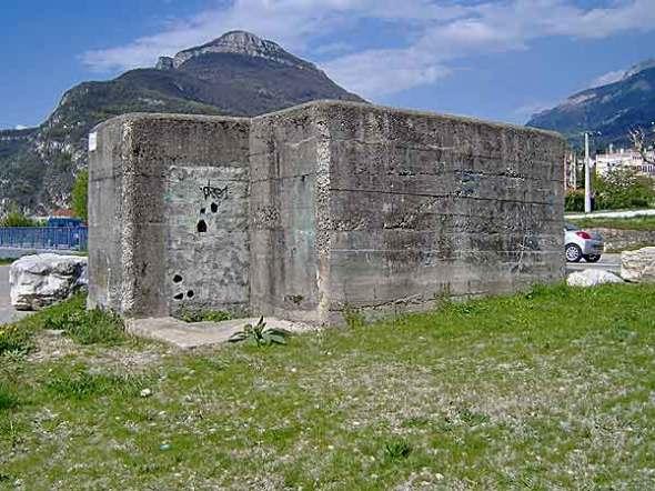 Blockhaus de Voreppe