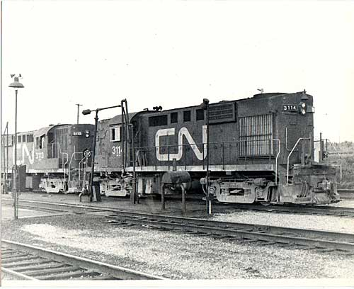 Motrice canadienne CN3114