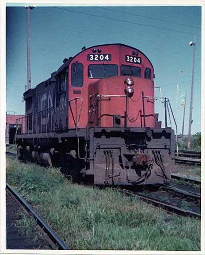 Motrice canadienne CN3204