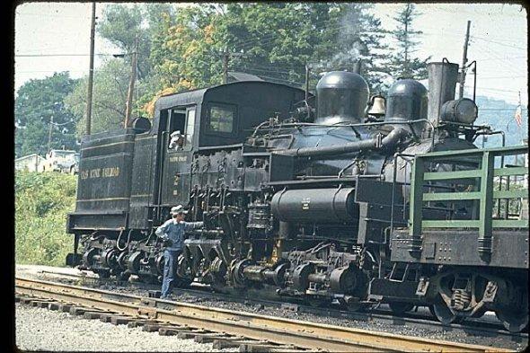 Locomotive Shay