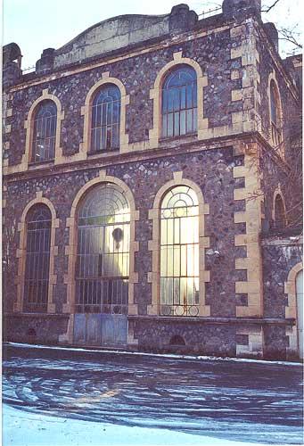 Centrale des Vernes